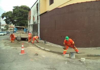 Subprefeitura Santo Amaro realiza reformas de guias