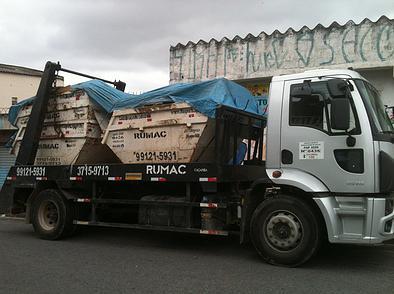 Reciclagem de entulho gera economia na obra