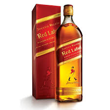 Red Label -Johnnie Walker