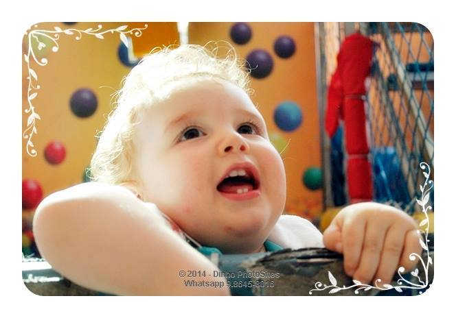 Fotógrafo festa infantil