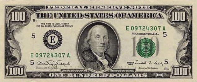 cem-dolares-antiga