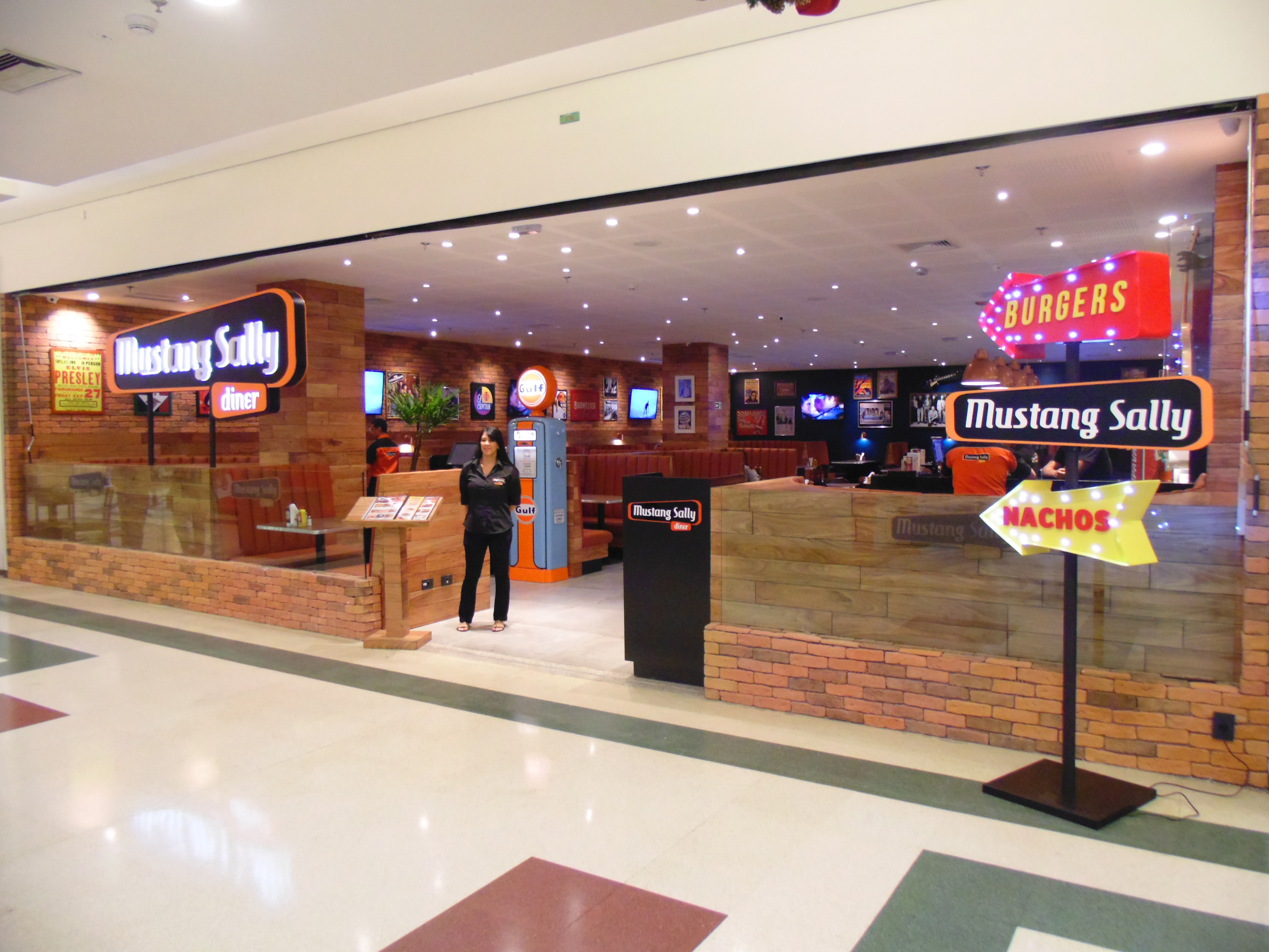 Shopping Plaza Sul recebe primeira unidade paulistana do  restaurante Mustang Sally