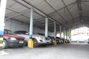 Estacionamento em Congonhas