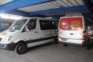 Translado Gratuito Express Estacionamento em Congonhas