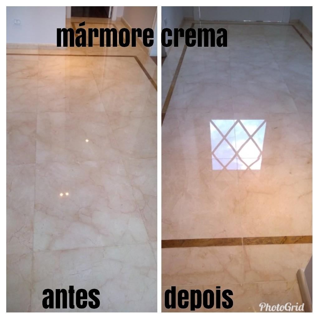Restaurar mármore