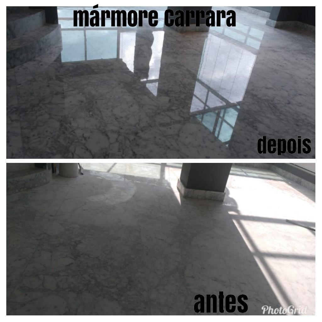 Polidor de mármore na zona sul