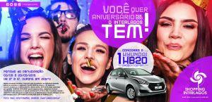 Shopping Interlagos faz aniversário e quem ganha o presente é você!