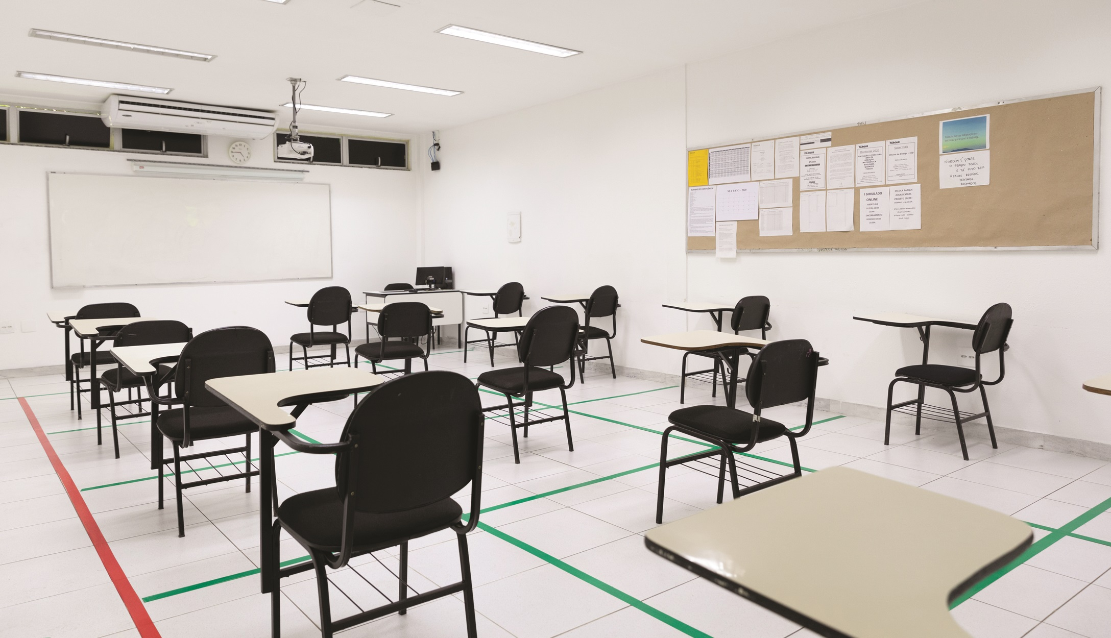 Prefeitura propõe regras para volta às aulas na rede municipal