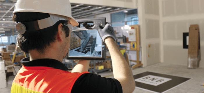 Realidade aumentada: Descubra qual é o papel desta tecnologia no futuro da construção civil