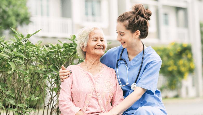 Inscrições abertas para abrigos de idosos interessados em receber auxílio financeiro do Governo