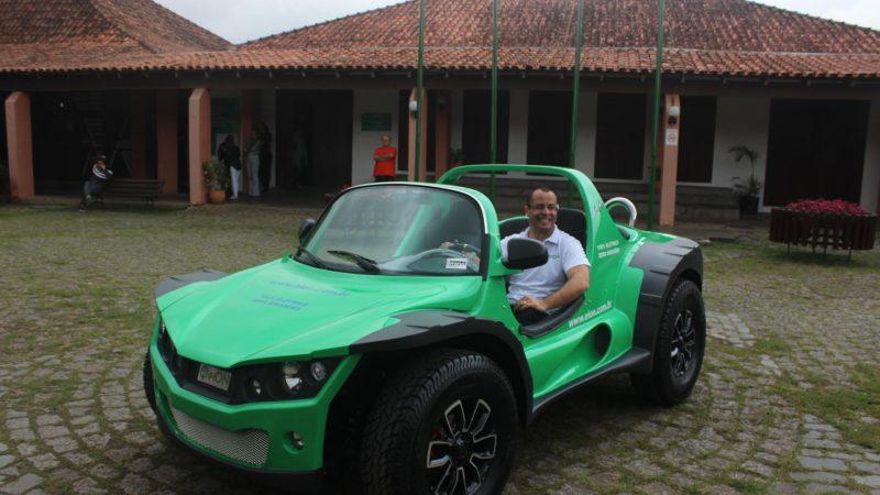 Buggy 100% elétrico é finalista em desafio de inovação para o turismo