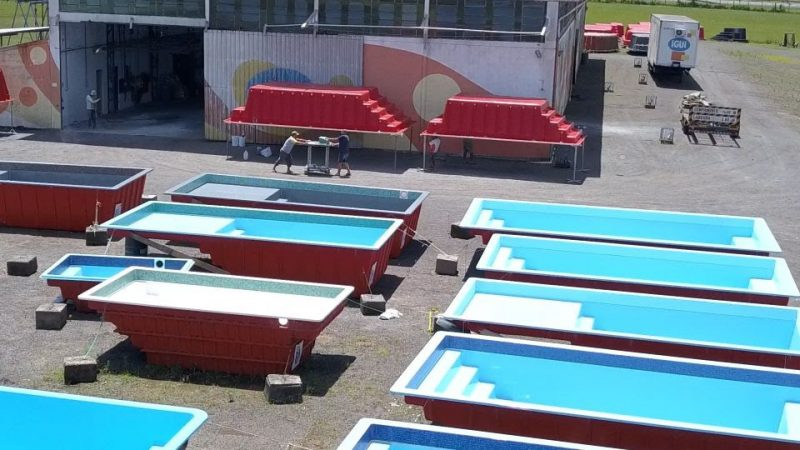 Isolamento social dispara vendas de piscinas e pequenas reformas