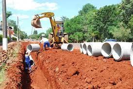Governo Federal autoriza liberação de R$ 8,6 milhões para obras de saneamento