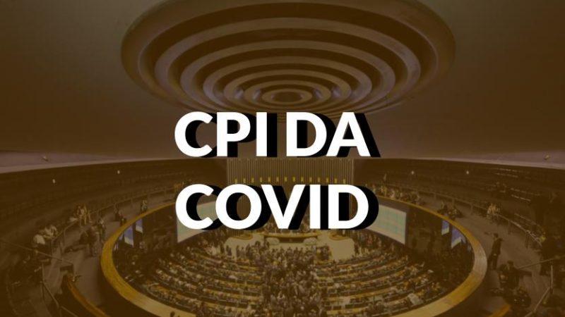 CPI da Covid guarda 81 documentos, secretos ou livres, para análise da comissão